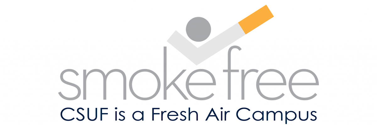 Links to Smoke Free Campus page