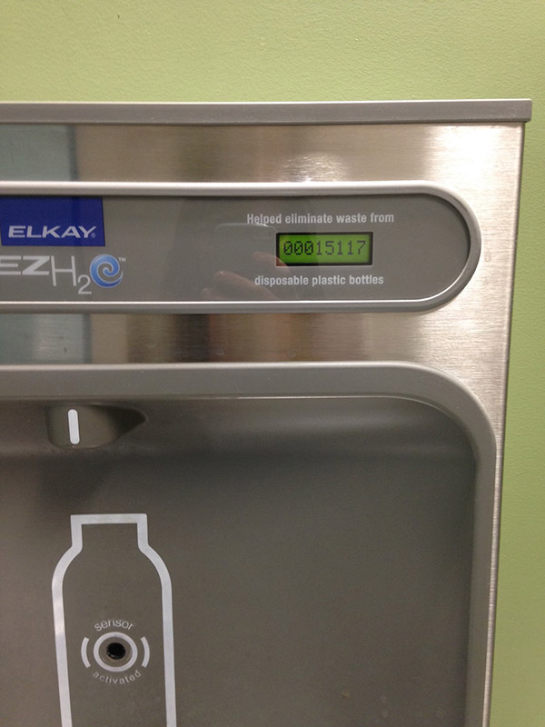 Fill Your Bottle - Sustainability | CSUF